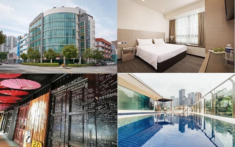 Khách Sạn Singapore Giá Rẻ
