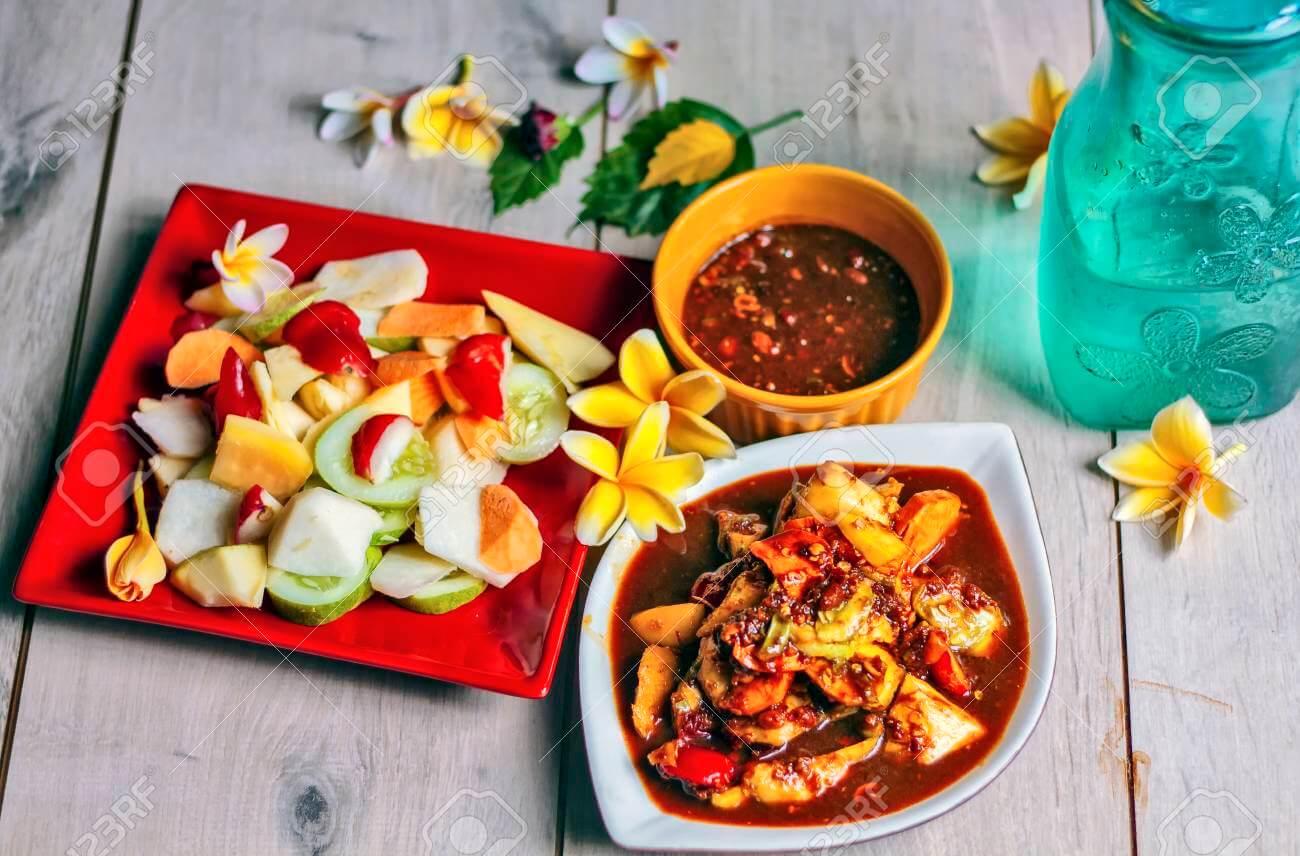 các món ăn đường phố singapore