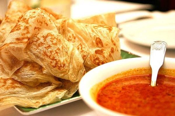 Món Ăn Sáng Ở Singapore