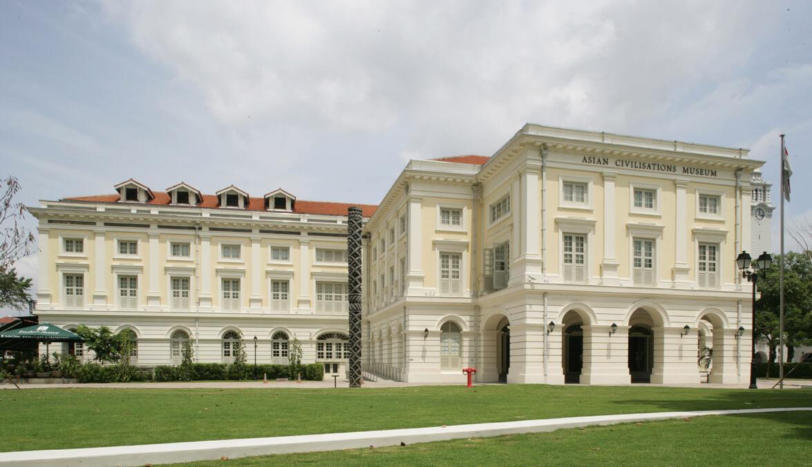 - Các bảo tàng ở Singapore