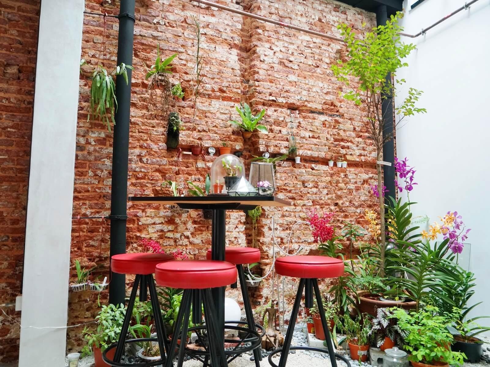 quán cafe không gian đẹp ở Singapore