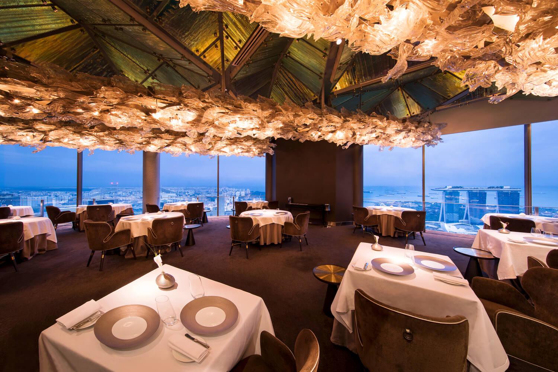nhà hàng tại Singapore