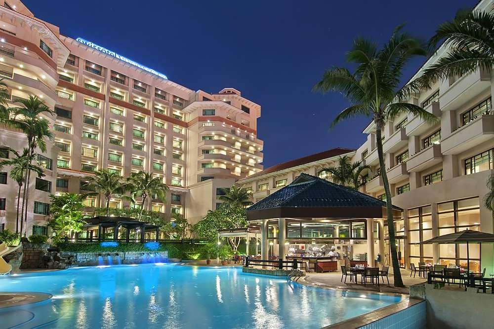 Khách sạn Singapore ở khu Sentosa