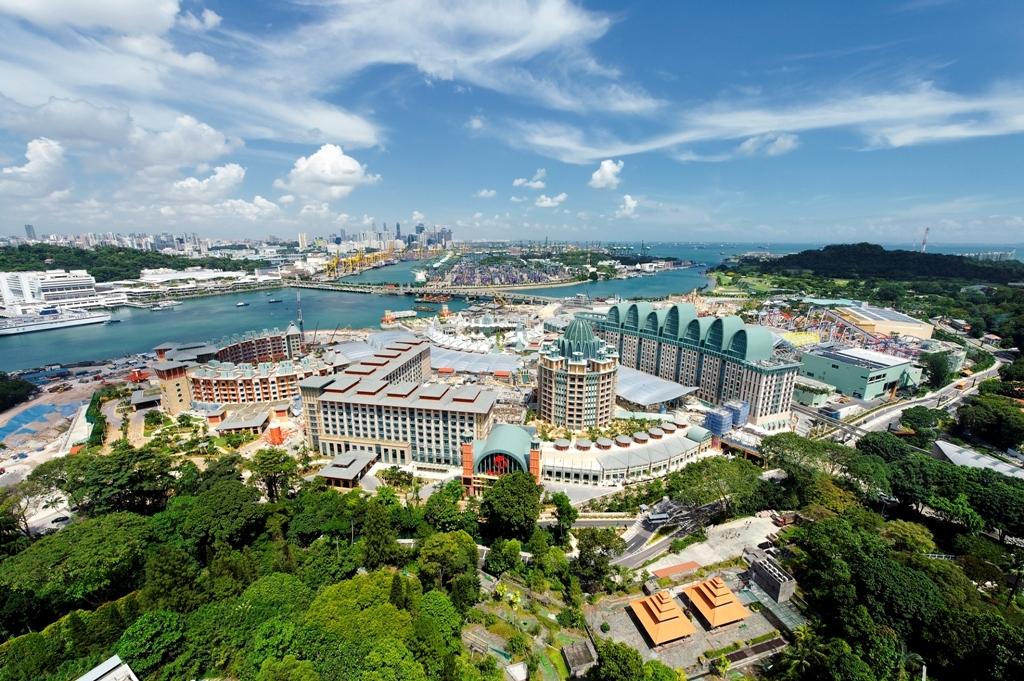 nên ở khách sạn nào ở Singapore