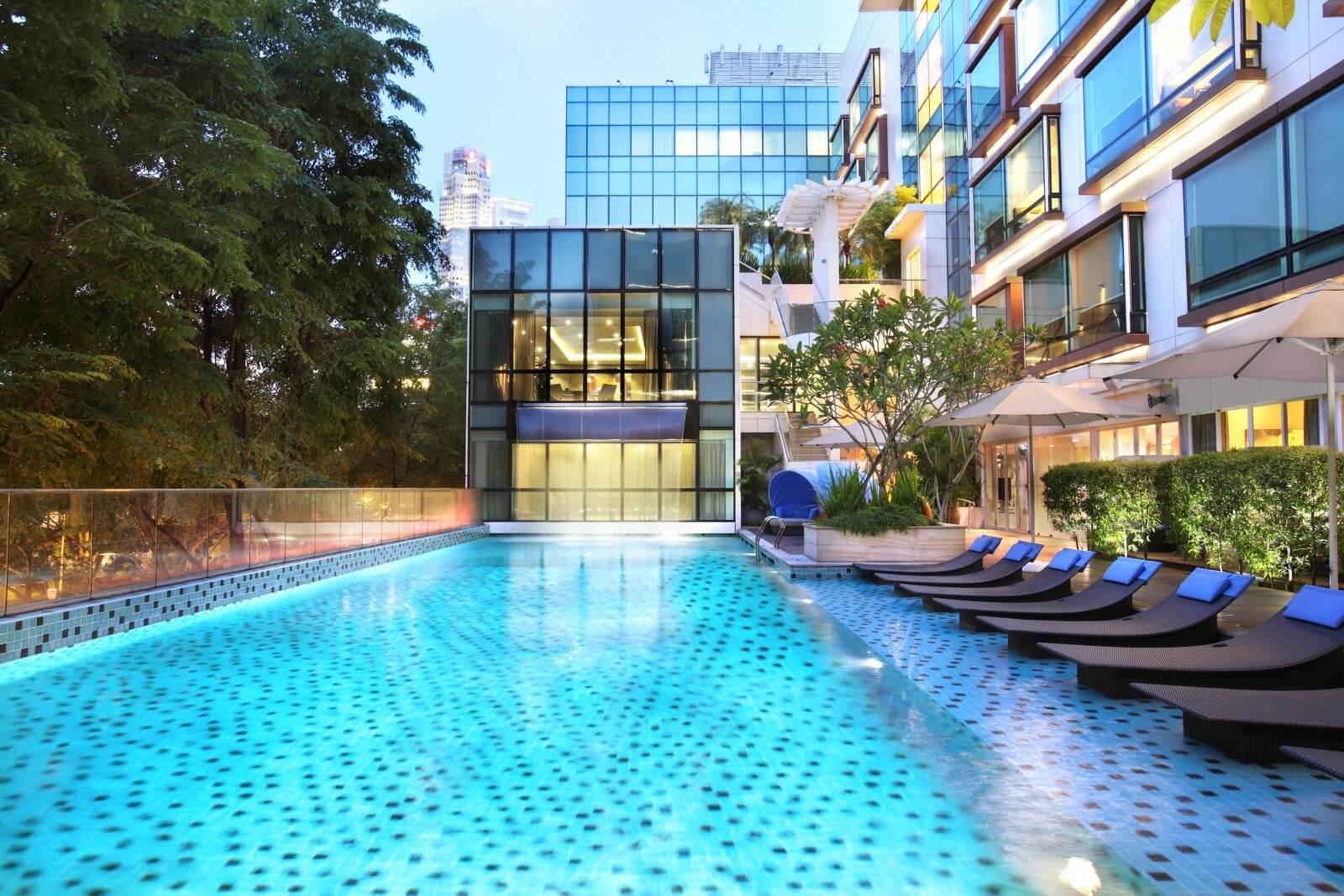 Khách sạn ở khu Chinatown Singapore