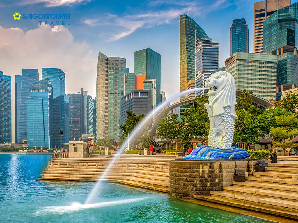 Marina Bay Sands ở Singapore