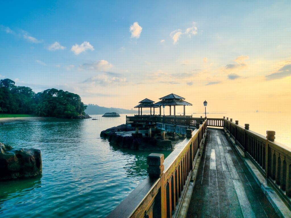 Hòn Đảo Ở Singapore