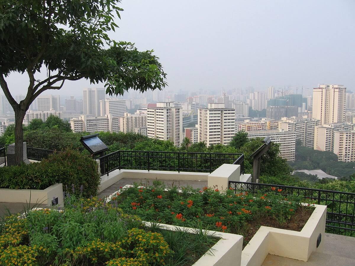cảnh đẹp ở singapore
