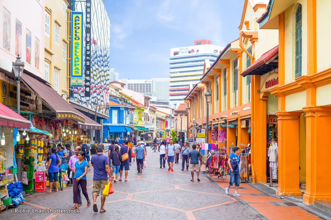 Điểm vui chơi giải trí ở singapore