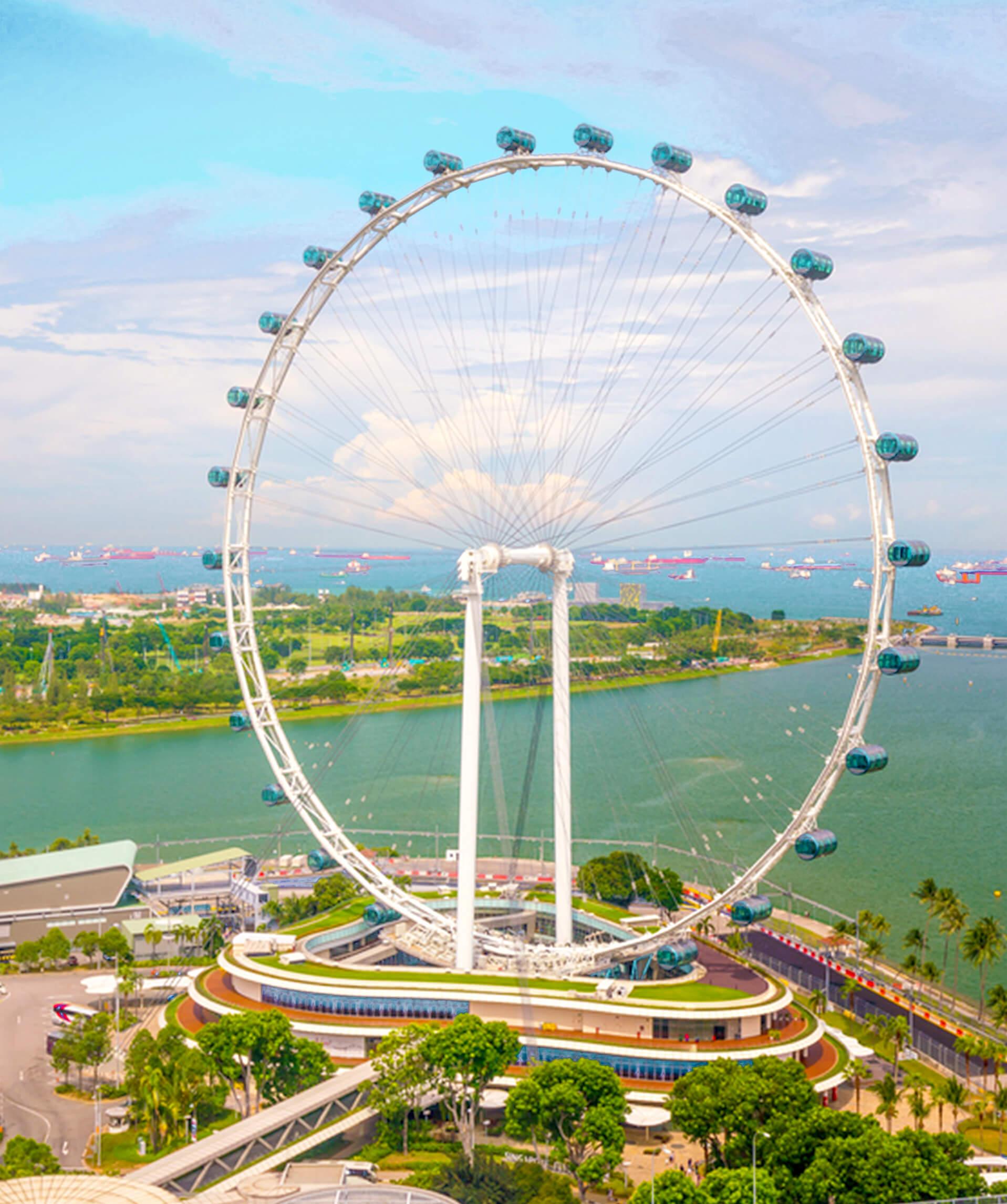 du lịch Singapore tháng 5