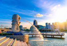 du lịch singapore tháng 8