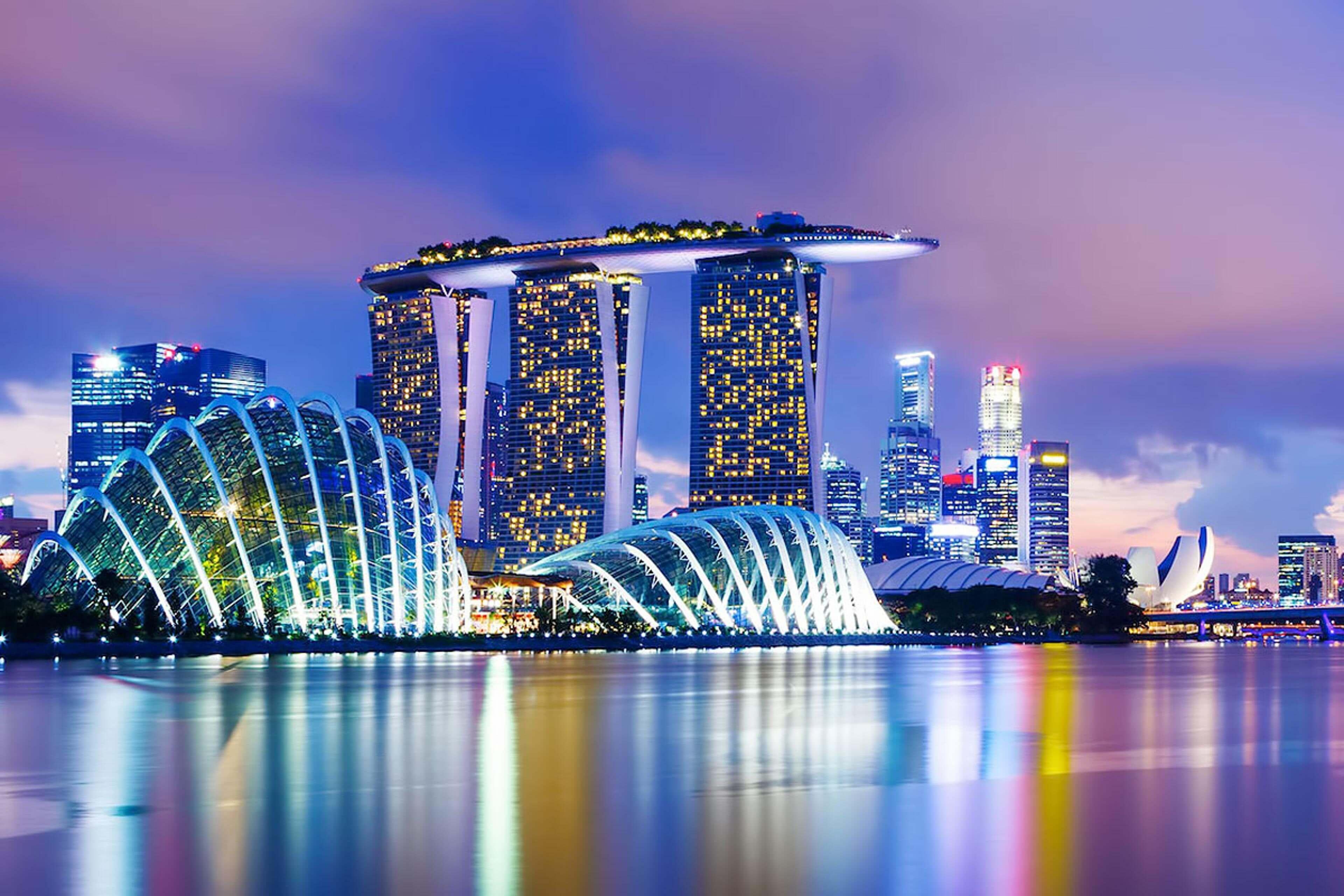 cầu Helix Singapore