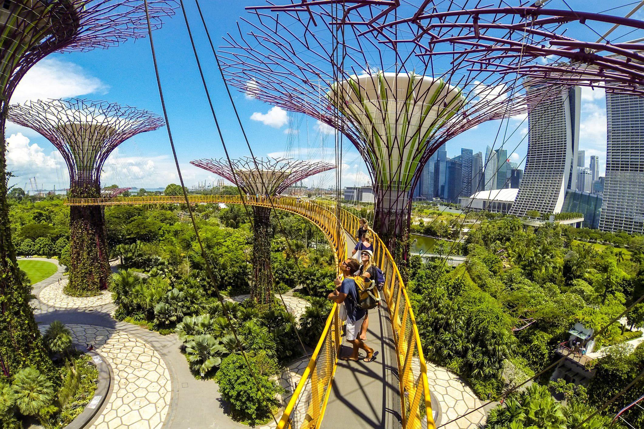 công viên ở Singapore