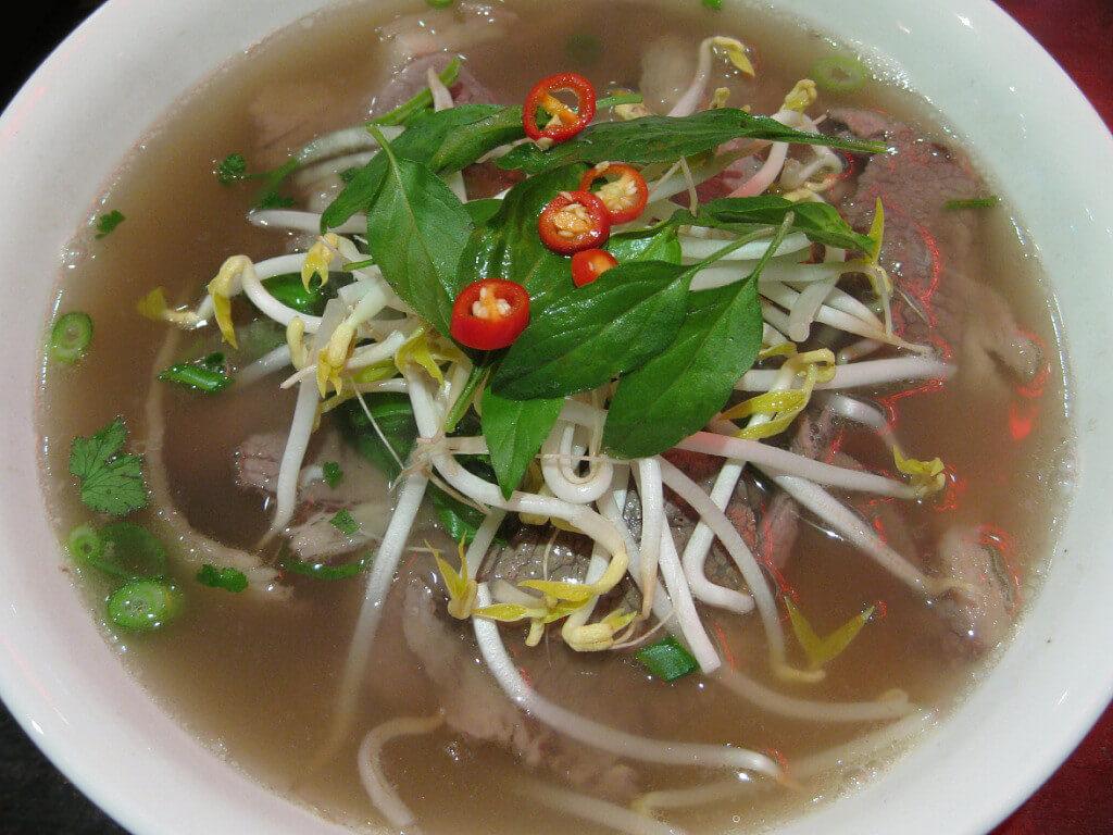 Nhà hàng Việt Nam ở Singapore