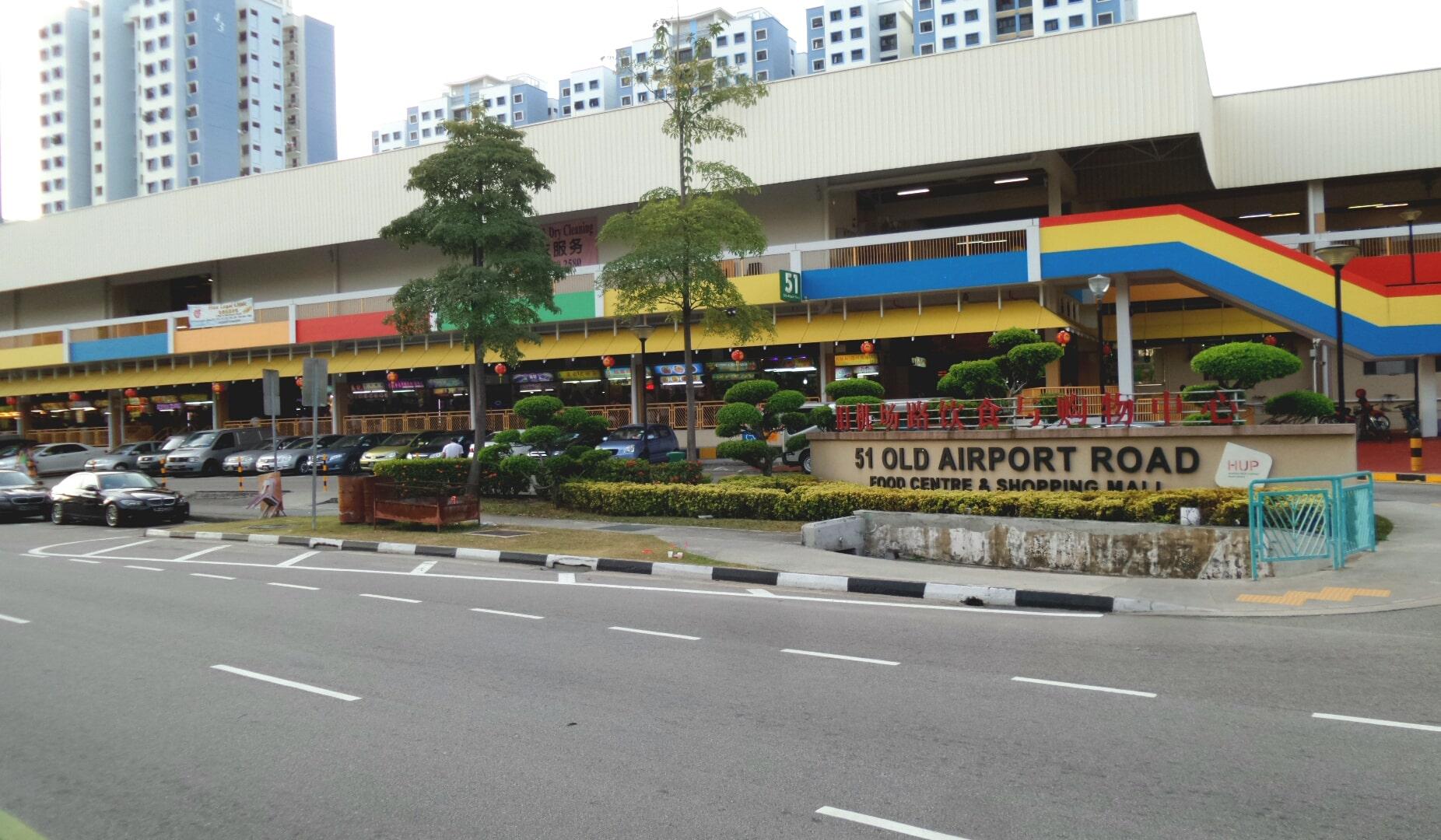 quán ăn ngon ở Chinatown Singapore