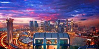 singapore flyer ở singapore