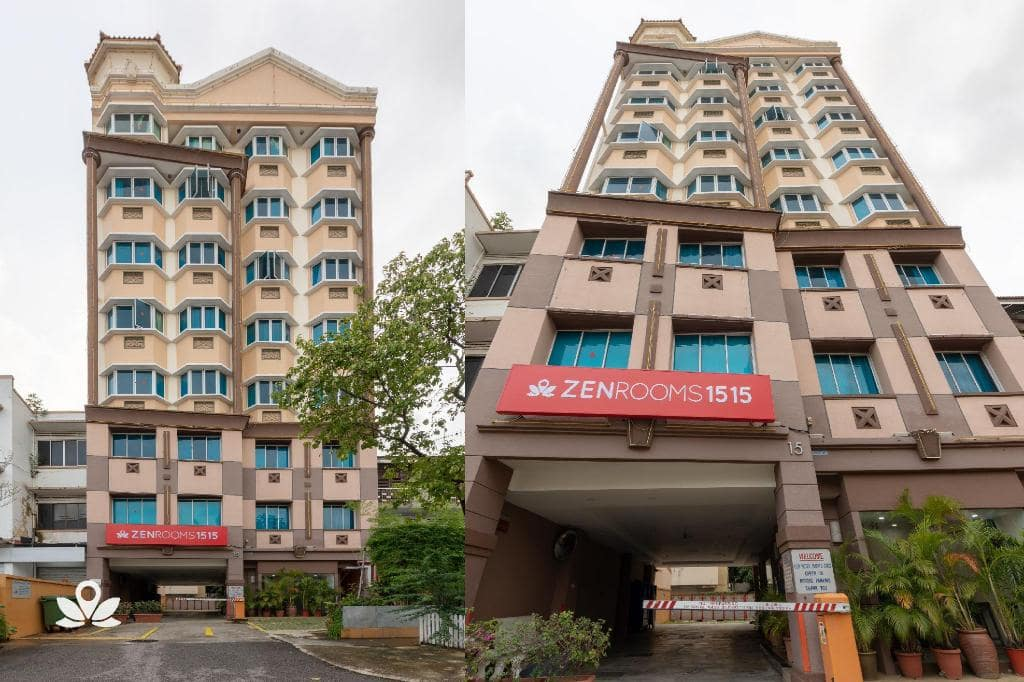 khách sạn Singapore gần MRT